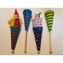 Kiekeboe clowntje